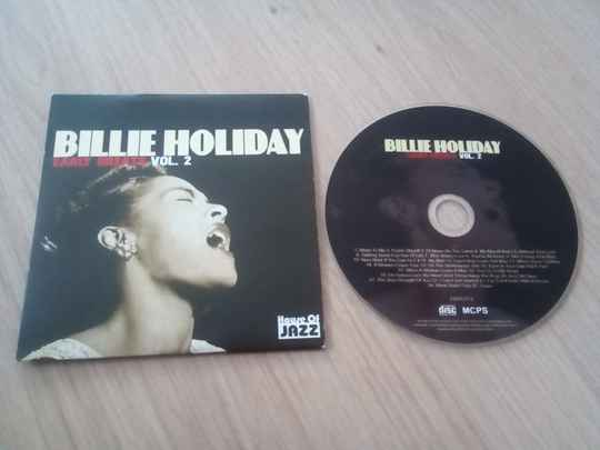 CD Billie Holiday Early greats vol.2