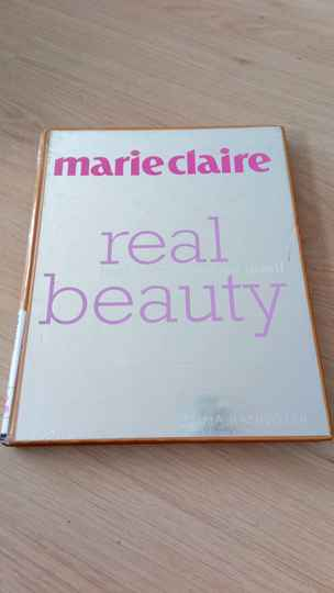 Boek Marie Claire real beauty