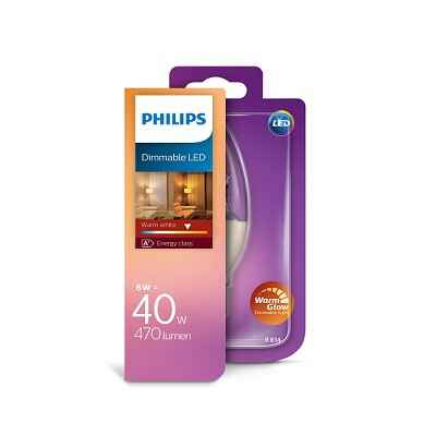 Philips Dimmable Led Warm White 40w 470 lumen