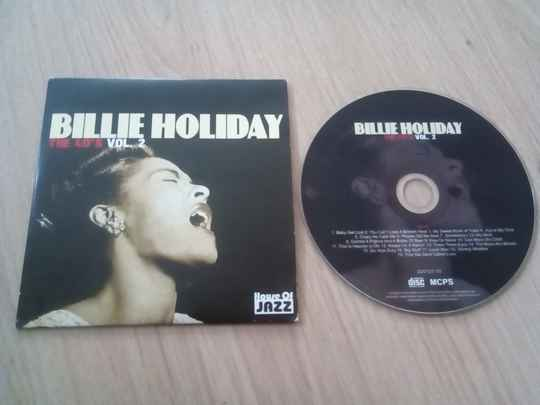 CD Billie Holiday the 40's vol.2
