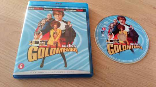 Blu-ray Austin Powers Goldmember