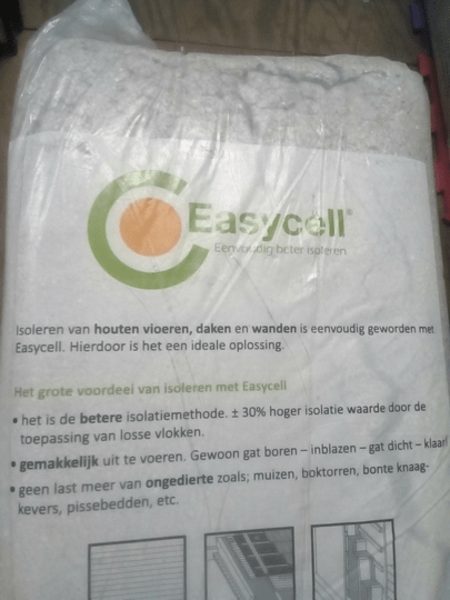 Easy-Cell-Isolierung 12,50 kg (NEU)