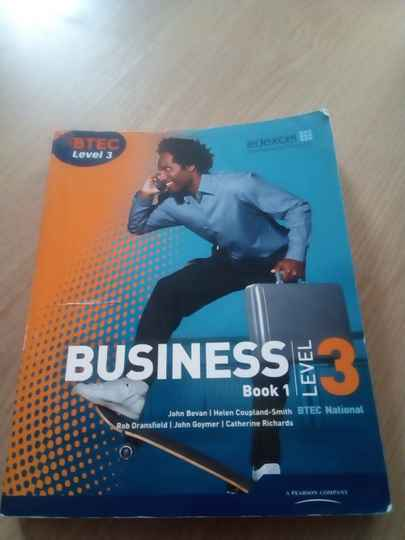 Business book 1 level 3