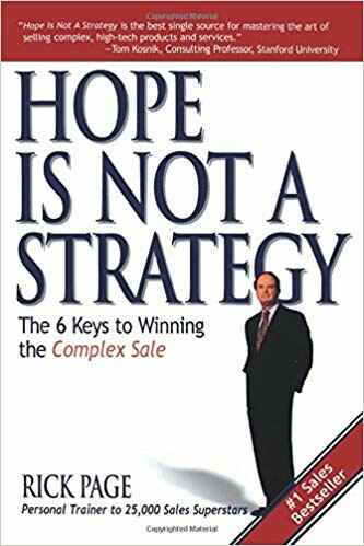 Rick Page - Hope Is Not a Strategy