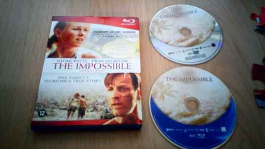 Blu-ray The impossible