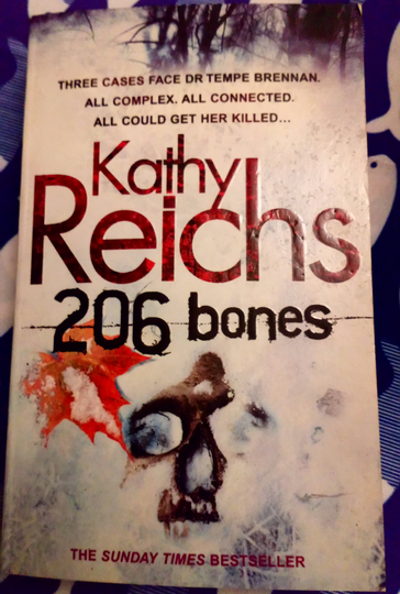 Kathy Reichs - 206 bones (ENGLISH)