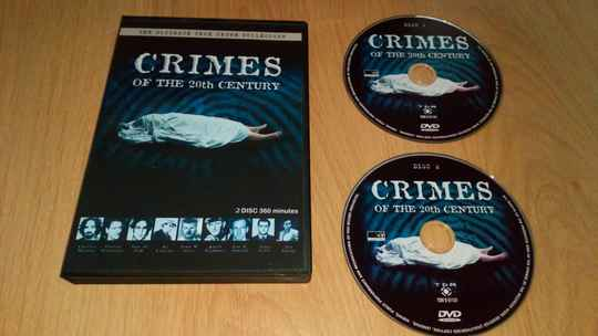 2DVD Crimes of the 20th century