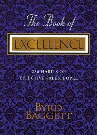 Byrd Bagget - The Book of Excellence