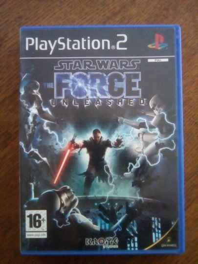 PS2 - Star Wars FORCE Unleashed 16+