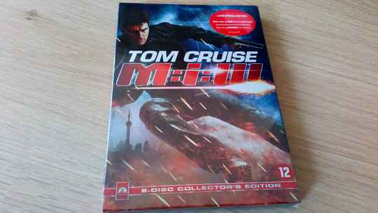 2 DVD Mission impossible 3 (2 Disc Collectors Edition) (NIEUW)