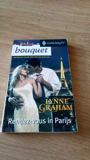 Bouquet Lynne Graham - Rendez-vous in Parijs