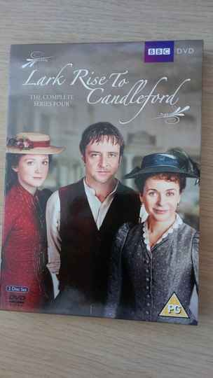 2DVD Lark Rise to Candleford - Series 4
