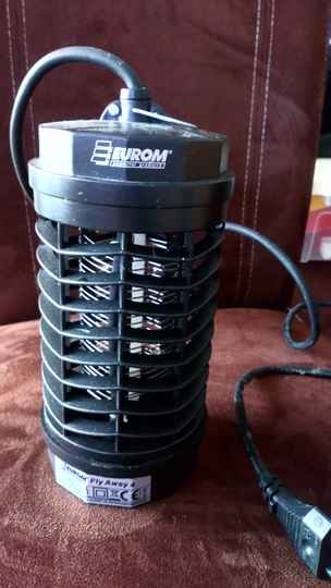 Eurom Fly Away 4 Insect Killer Vliegenlamp