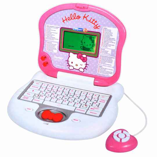 Clementino Hello Kitty Laptop