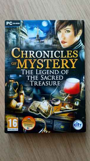 PC Chronicles of Mystery the legend of the Sacred Treasure