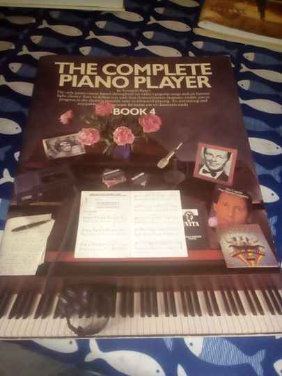 The complete Piano Player Book 4