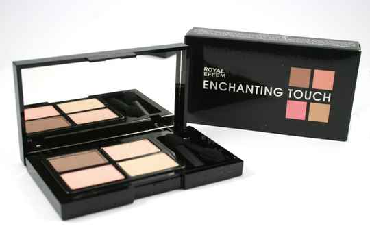 Royal Effem nude enchanting touch