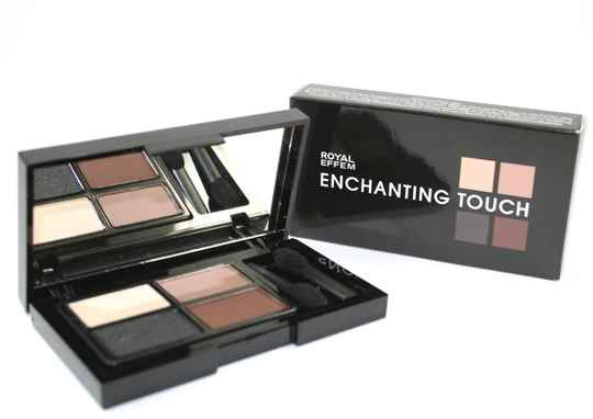 Royal Effem smokey eye enchanting touch