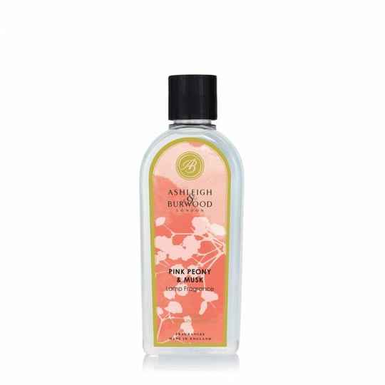 Ashleigh & Burwood fragrance oil Pink Peony & Musk 500ml