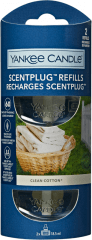 Yankee Candle - Clean Cotton - Refill Scentplug