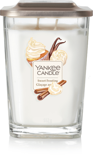Yankee Candle - Sweet Frosting - Large Vessel
