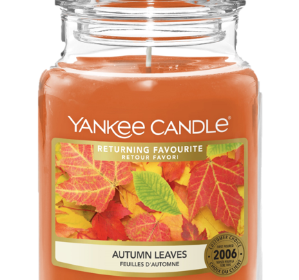 Yankee Candle - Autumn Leaves - limited favourite