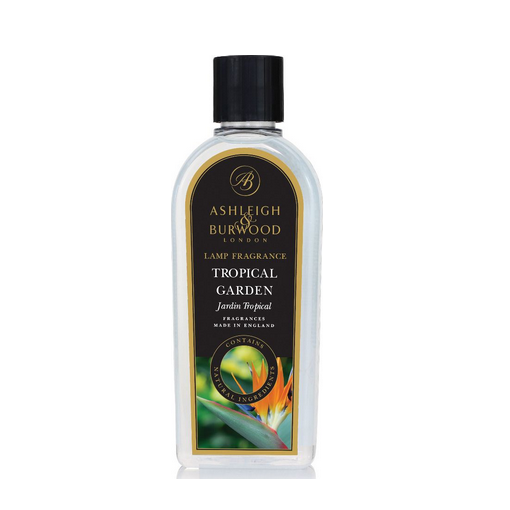 Ashleigh & Burwood fragrance oil Tropical garden 500ml