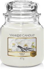 Yankee Candle - Vanilla - Medium jar