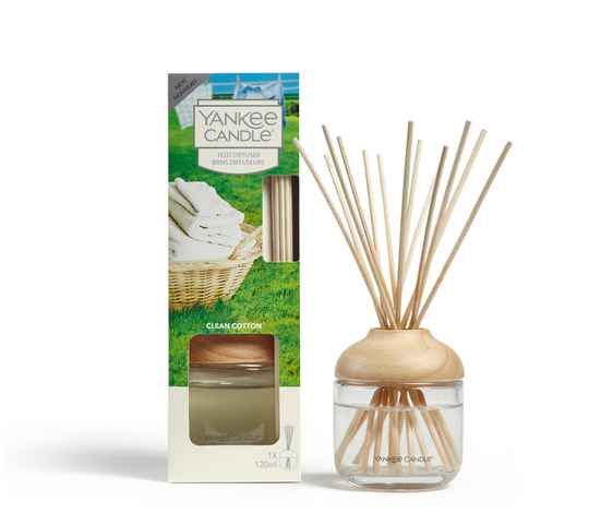 Yankee Candle - Clean Cotton - Reed Diffuser 120ml