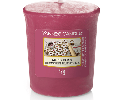 Yankee Candle - Merry Berry - votive