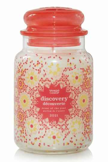 Yankee Candle - Discovery - Scent of the year 2021 - Large Jar