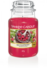 Yankee Candle - Red Raspberry - Large jar