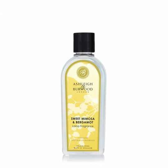 Ashleigh & Burwood fragrance oil Sweet Mimosa & Bergamot 500ml