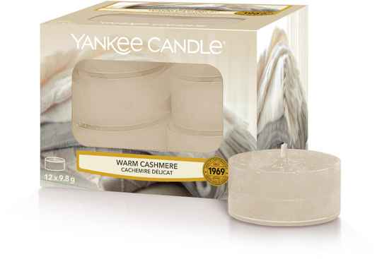 Yankee Candle - Warm Cashmere - Tealights