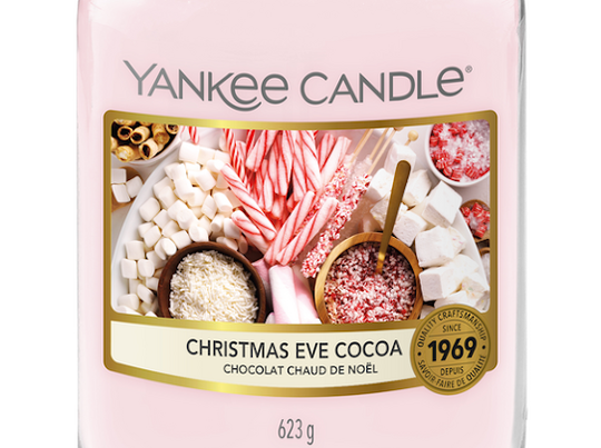 Yankee Candle - Christmas Eve Cocoa