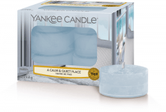 Yankee Candle - A Calm & Quiet Place - Tealights