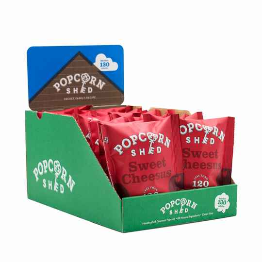 Popcorn Shed - Sweet Cheesus