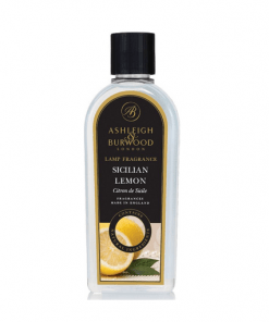 Ashleigh & Burwood fragrance oil Sicilian Lemon 500ml