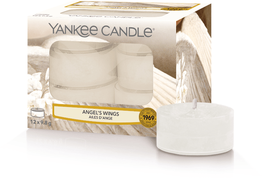 Yankee Candle - Angel's Wings - Tealights