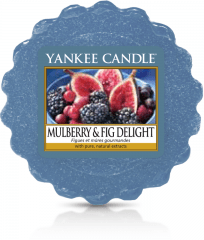 Yankee Candle - Mulberry & Fig Delight - Waxtart