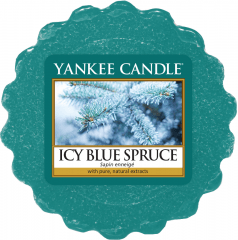 Yankee Candle - Icy Blue Spruce - Waxtart