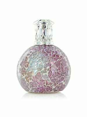 Ashleigh & Burwood Small fragrance lamp - Frosted Rose