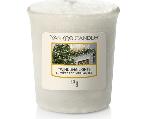 Yankee Candle - Twinkling Lights - votive