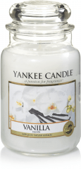 Yankee Candle - Vanilla - Large Jar