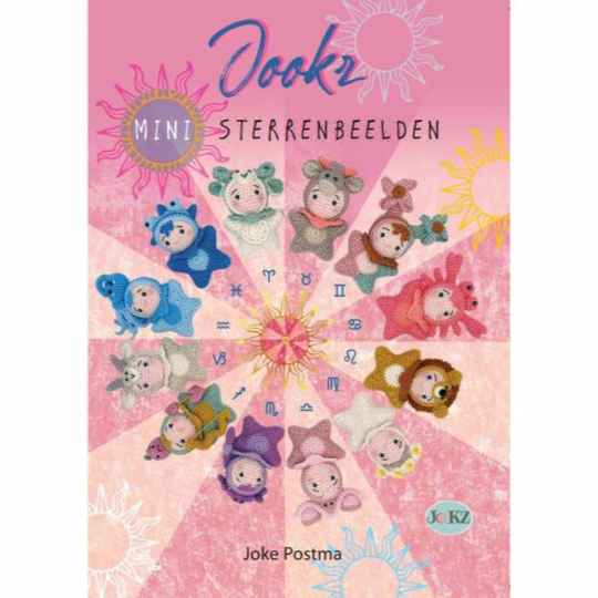 Jookz Mini Sterrenbeelden booklet