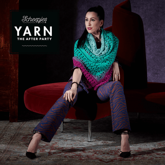 """Yarn, the after party """"Valyria Shawl"""""""