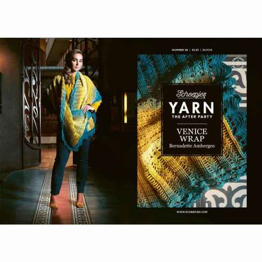 """Yarn, the after party """"Venice Wrap"""""""