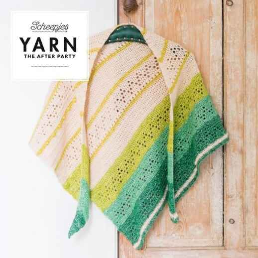 """Yarn, the after party """"Forest Valley shawl"""""""
