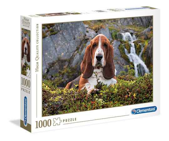 Clementoni puzzel Charlie Brown hond