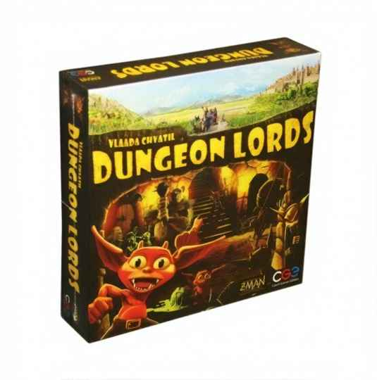 Dungeon Lords Czech Games Edition
